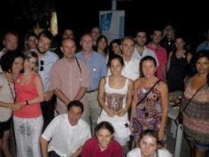 Μέσα σε μια μοναδική γιορτινή ατμόσφαιρα οι Αθηναίοι Εθελοντές του προγράμματος THIS IS MY ATHENS γιόρτασαν τα πρώτα τους γενέθλια την Τετάρτη 18 Ιουλίου, 2012 στην Τεχνόπολις του Δήμου Αθηναίων.