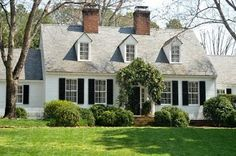 1930 Atlanta home built by Philip Shutze for his niece. via Whitehaven
