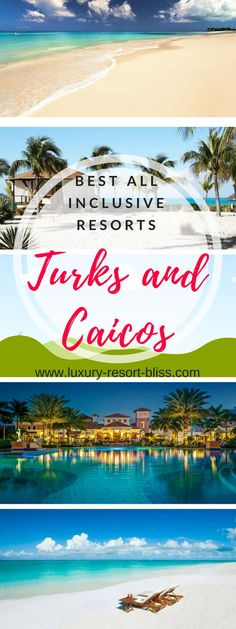 Turks and Caicos all-inclusive resorts, activities and attractions. All Inclusive Carribean Resorts, Honeymoon Destinations All Inclusive, Family All Inclusive, Best All Inclusive Resorts, Vacations To Go, Family Resorts, Caribbean Vacations, Travel Destinations, Luxury Resorts