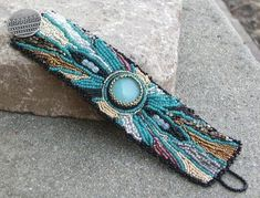 blue-rays-bead-embroidered-bracelet-21543932