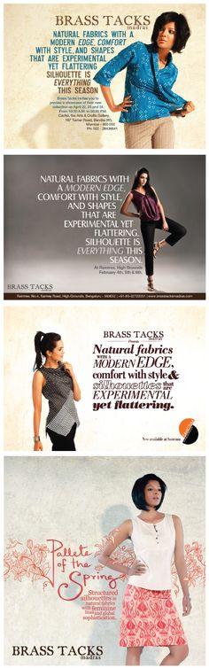 Brass Tacks - Invite Design