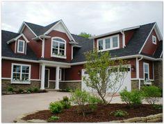 red exterior house color combinations | 95354871dc6218755e875e6d339716cd.jpg