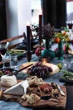holiday table via eye-swoon.com