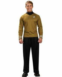 "/""keep Calm Et Trek sur/"" Star Trek movie spock T-shirt Homme next gen Kirk"