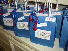 My little cottage in the making: AN OLYMPIC THEME PARTY