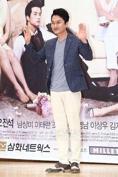 장현성 (Jang Hyun-sung) - 'Goddess of Marriage' press conference