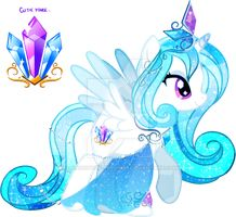 Custom Princess Crystal Theme by KingPhantasya