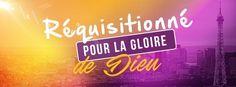 C'est désormais la saison de l'apparition de Christ à travers vous. Réquisitionné pour la gloire de Dieu !