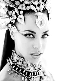 Aaliyah as Akasha from Queen of the Damned