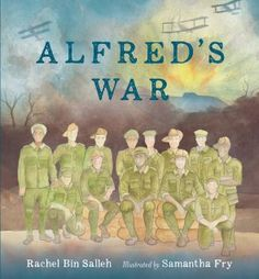 Alfred's War is a powerful story that unmasks the lack of recognition given to Australian Indigenous servicemen who returned from the WWI battlelines. Alfred was just a young man when he was injured and shipped home from France. Neither honoured Picture Story, Children's Picture Books, Aboriginal Man, English Units, Australian Authors, Anzac Day, World War One, Reading Time, Wwi