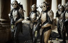 Thor 2:  Dark Elves