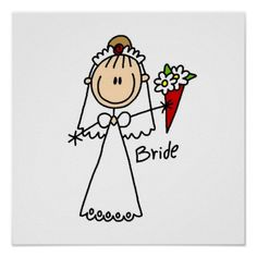 Shop Stick Figure Bride T shirts and Gifts created by stick_figures. Doodle Drawings, Doodle Art, Pottery Painting Designs, Wood Burning Patterns, Stick Figures, Rock Crafts, Coloring Book Pages, Recycled Art, Stone Art
