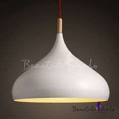 Nordic Dome Pendant Light in White for Dining Room Kitchen Island Restaurant, Fashion Style Industrial Lighting Industrial Lighting, Modern Lighting, Pendant Lighting, Light Pendant, Kitchen Island, Room Kitchen, Dining Room Lighting, Island Lighting, Interior Inspiration