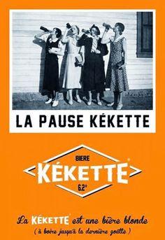 La pause Kekette - Bière blonde