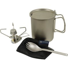 Snow Peak Starter Kit *** Continue to the product at the image link.-It is an affiliate link to Amazon. #CampKitchenEquipment