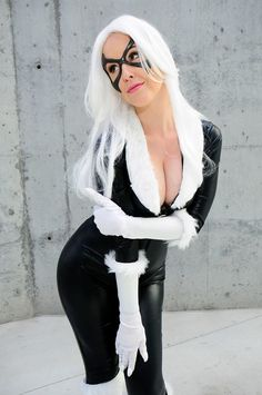 Black Cat by Meg Turney, photos by Kevin Green