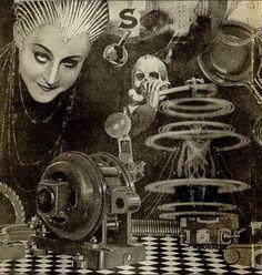Poster/art, Metropolis (Fritz Lang, 1927)