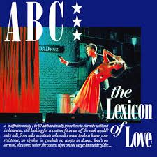 Image result for the lexicon of love abc