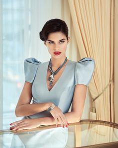 Sara Sampaio | Jewelry Fashion Editorial | Sorbet Cover
