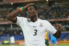 Reading manager Jaap Stam has confirmed that Asamoah Gyan failed a medical with…
