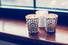 DIY Candles DIY Home DIY Crafts :: Valentine's Day DIY: Lacey Candles