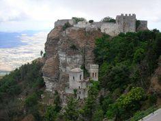 Castelo Erice - Itália