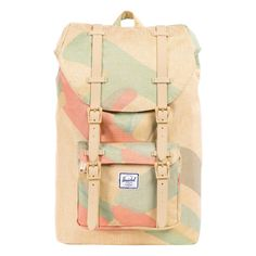 Herschel Little America Backpack (back to school outfits)