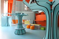 Cool learning space