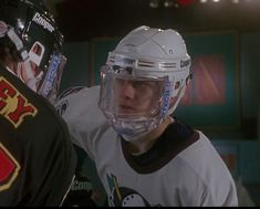 Mighty Ducks Quotes, D2 The Mighty Ducks, Fulton Reed, Charlie Conway, Benny The Jet Rodriguez, Crush Movie, Ducks Hockey, Duck Wallpaper, Duck Pictures