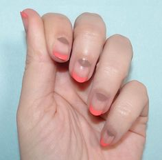 Double Crescent Nail Art Just Revamped Your French Manicure Instagram Nails, Instagram Posts, Nails Polish, Latest Instagram, Pretty Hands, New Nail Art, Butter London, Nail Trends, Latex Free