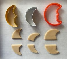 Shark Fin Cookie Cutter, keep this in mind for cupcake/cake topper.