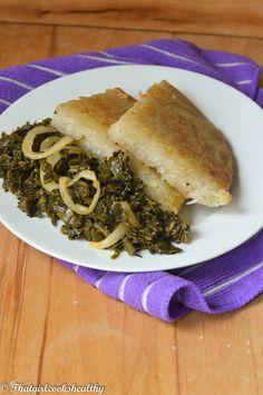 Jamaican bammy recipe - That Girl Cooks Healthy Gourmet Breakfast, Vegan Breakfast Recipes, Delicious Vegan Recipes, Raw Food Recipes, Veggie Recipes, Vegetarian Recipes, Cooking Recipes, Healthy Recipes, Ital Food