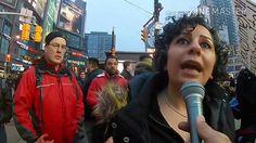 Ex Muslim Woman WARNS CANADA OF SHARIA LAW TAKE OVER - Sandra Solomon