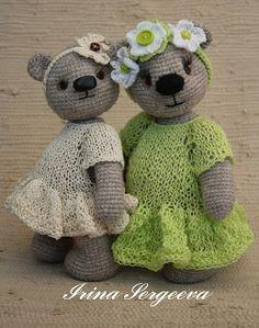 Crochet Bears - Picture Idea