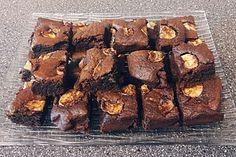 Bananen - Nutella - Brownies, ein leckeres Rezept aus der Kategorie Backen. Bewertungen: 84. Durchschnitt: Ø 4,7.