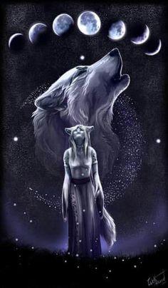 Wolf Shapeshifter