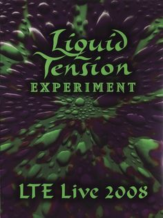"""Liquid Tension Experiment (LTE) is an instrumental progressive rock/metal supergroup, founded by Dream Theater's former drummer Mike Portnoy in 1997. The band has released two studio albums. """"Liquid Tension Experiment"""" features spontaneous writing and recording by Mike Portnoy (drums), Tony Levin (bass), Jason Rudess (keyboards) and John Petrucci (guitar)."""
