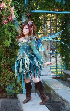 Water Fairy Costume private listing