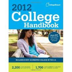 College Handbook 2012 (College Board College Handbook) --- http://www.pinterest.com.tocool.in/3fs