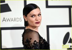 jessie j grammys 2015 04 Jessie J is total glam in her sexy black dress at the 2015 Grammy Awards held at the Staples Center on Sunday (February 8) in Los Angeles.    The 26-year-old singer…