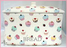7 Piece Too Cute Cupcake Kitchen Dish Towels Set with Pot Holders ...