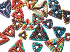 3D Geometric Triangles, £5.00 - from jeanpower.com