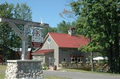 Forty-Five North Winery, Lake Leelanau, Michigan.  One of our favorites.