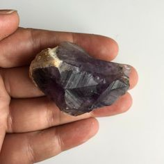 The photo does not show the actual size they are enlarged for better view, actual goods are small. Amethyst Quartz, Crystals Minerals, Loose Gemstones, Rings For Men, Rock, Natural, Men Rings, Skirt, Crystal