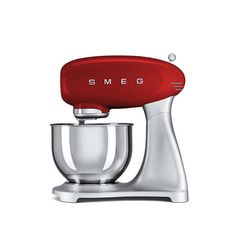 SMEG Mixer - Bringing the 1950s back