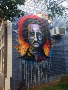 Mural in Richmond, VA