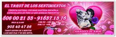Tarot visa barata, tarot sentimental, tarot 806 a 0.42, tarot visa 10 euros