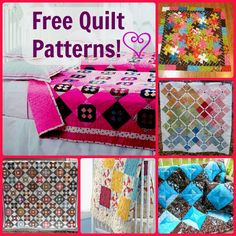 Free quilt patterns for all skill levels