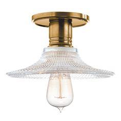 South Shore Decorating: Hudson Valley Lighting Contemporary / Modern Semi Flush Mount Ceiling Light