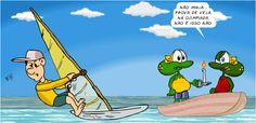 Sapo Brothers, diversão, tiras, humor, animação, anima, quadrinhos, infantil…